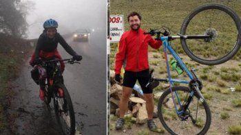 Encontraron a los dos bikers desaparecidos en los Valles