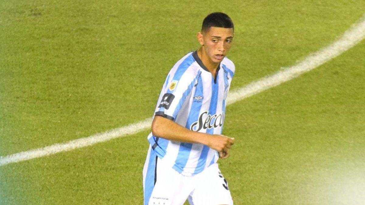 Debut soñado en Atlético: Mis compañeros confiaban mucho en mi