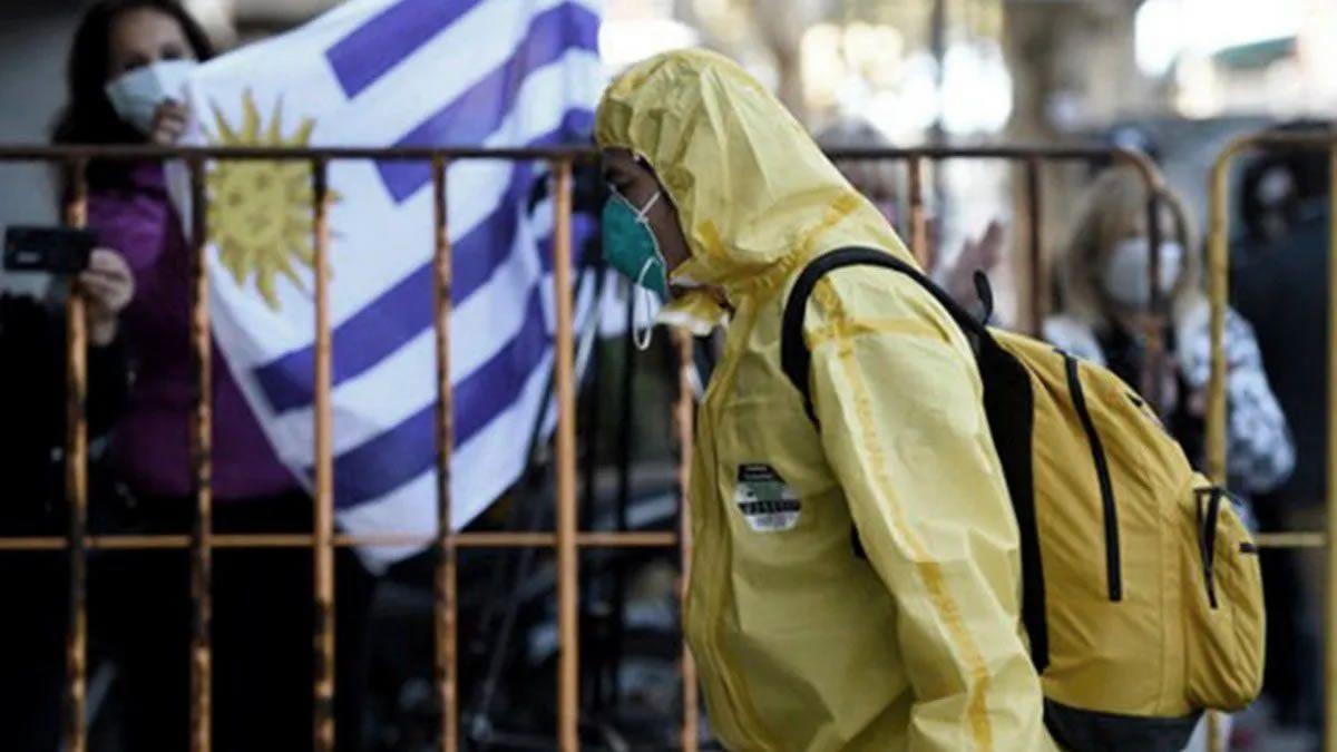 Coronavirus: Uruguay transita el peor momento de la pandemia