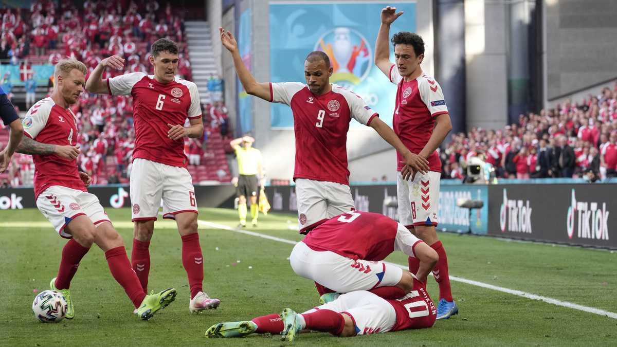 Eurocopa: aseguran que Eriksen murió por unos minutos
