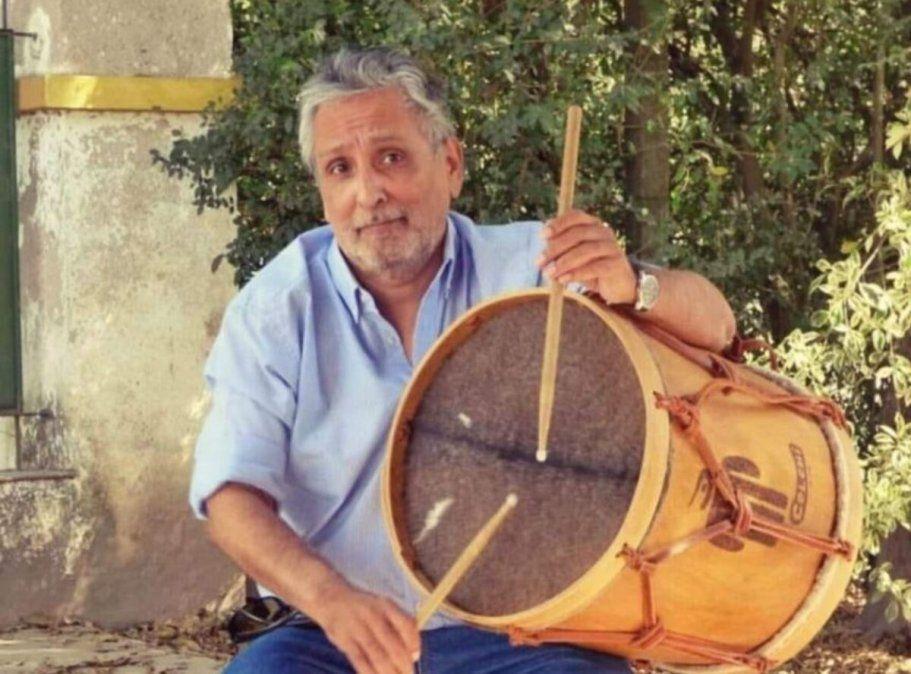 Tristeza por la muerte de Dardo Molina Chazarreta