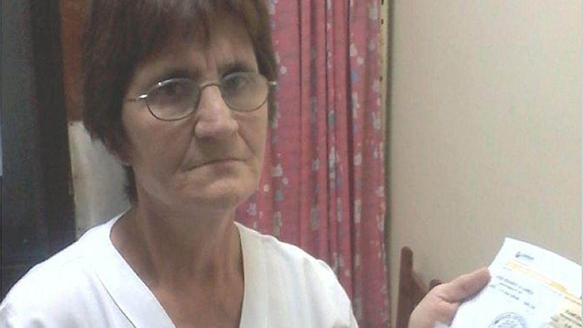 Salta: una enfermera de Orán y un terrible relato