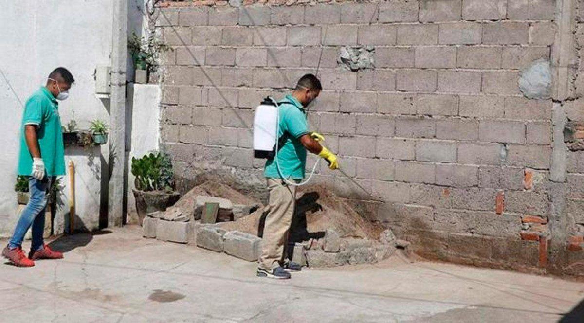 Dengue: continúan los operativos de concientización