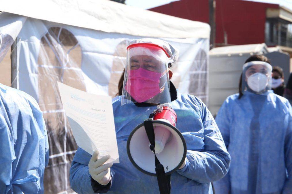 Tucumán totaliza 418 casos de coronavirus