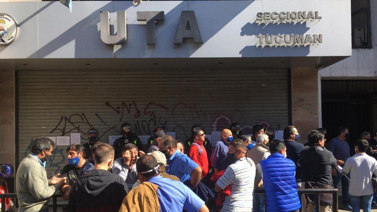 UTA acordó las paritarias para sus trabajadores