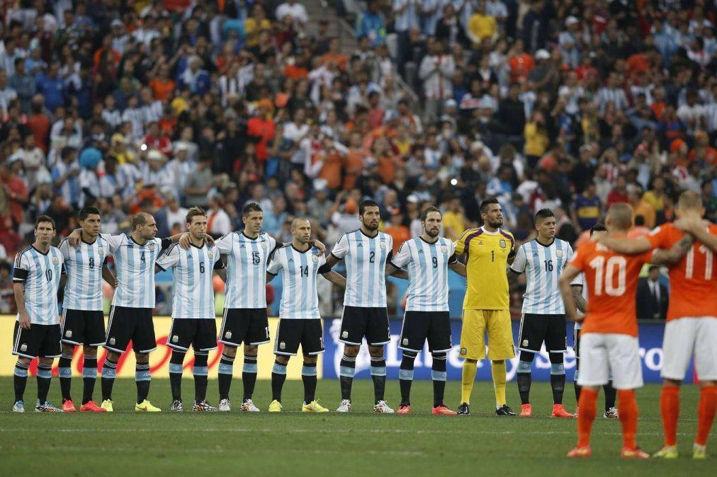 Hace 6 años Argentina eliminaba a Holanda en el mundial