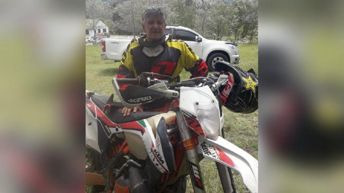 Se perdió en San Pedro de Colalao un endurista de 62 años