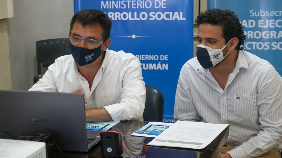 Tucumán adhirió al Programa Nacional de Protección Social