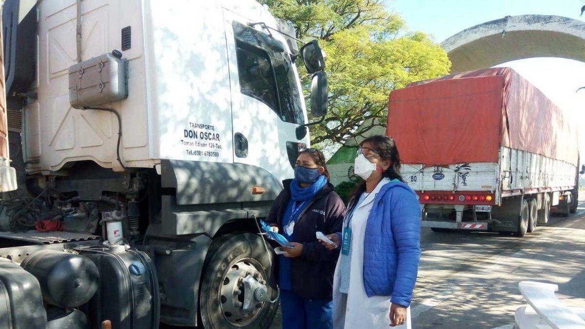 Camioneros: nos comprometemos a seguir abasteciendo al país