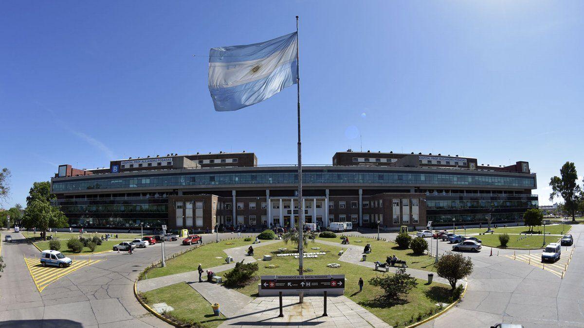 El Gobierno difundió la lista de vacunados en el Hospital Posadas.