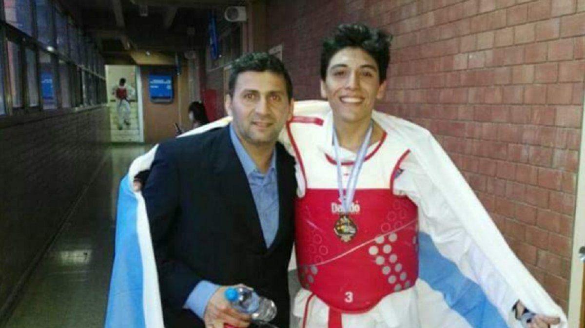 Rafael Tula, el tucumano que integra la selección nacional