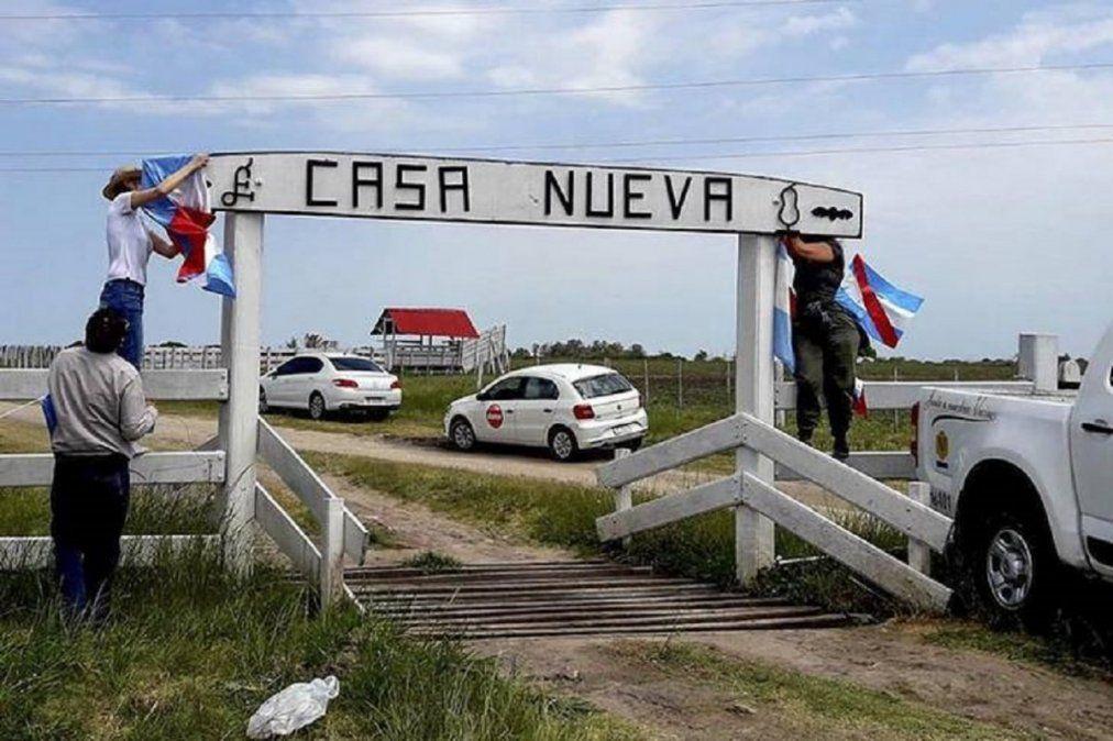 La Justicia le dio la razón a Luis Miguel Etchevehere y ordenó el desalojo
