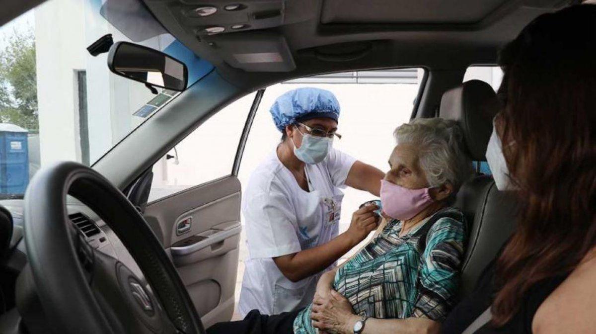 Ya se vacunaron más de 290 mil tucumanos.