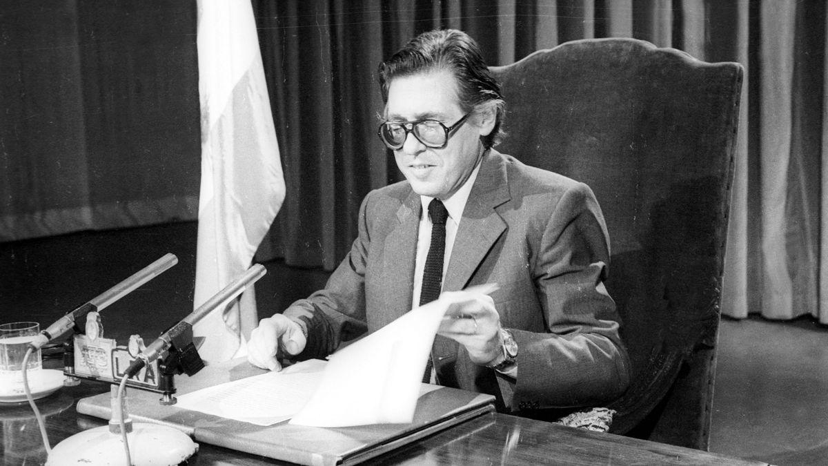 El ex ministro de economía