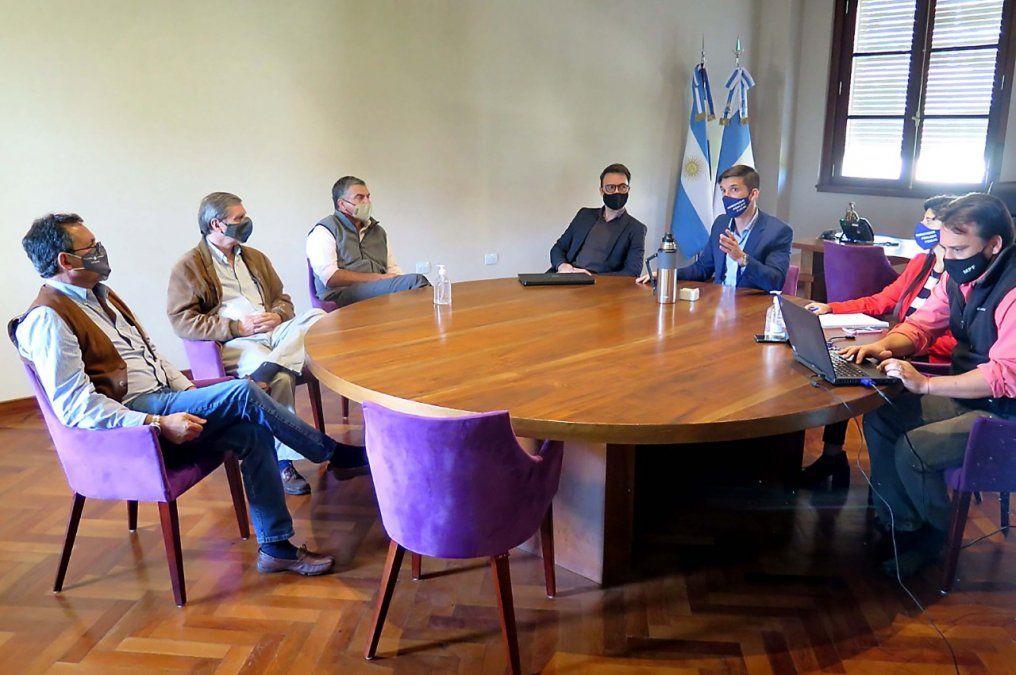 Sebastián Murga: Buscamos una solución a la inseguridad