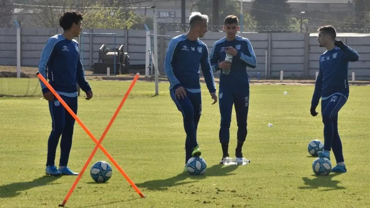 Los últimos tests en Atlético Tucumán dieron todos negativo