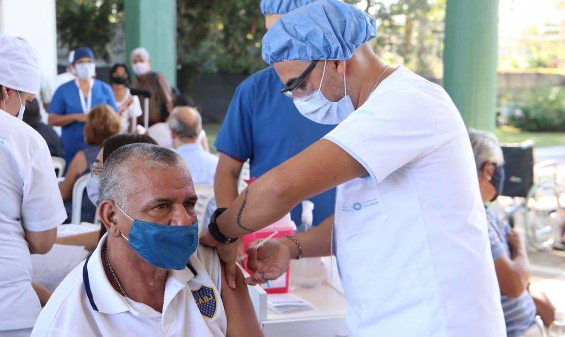 Vacunación en Tucumán: fueron colocadas 154 mil dosis