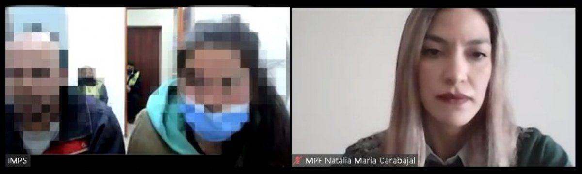 Abuela denunció a su nieta y yerno por lesiones