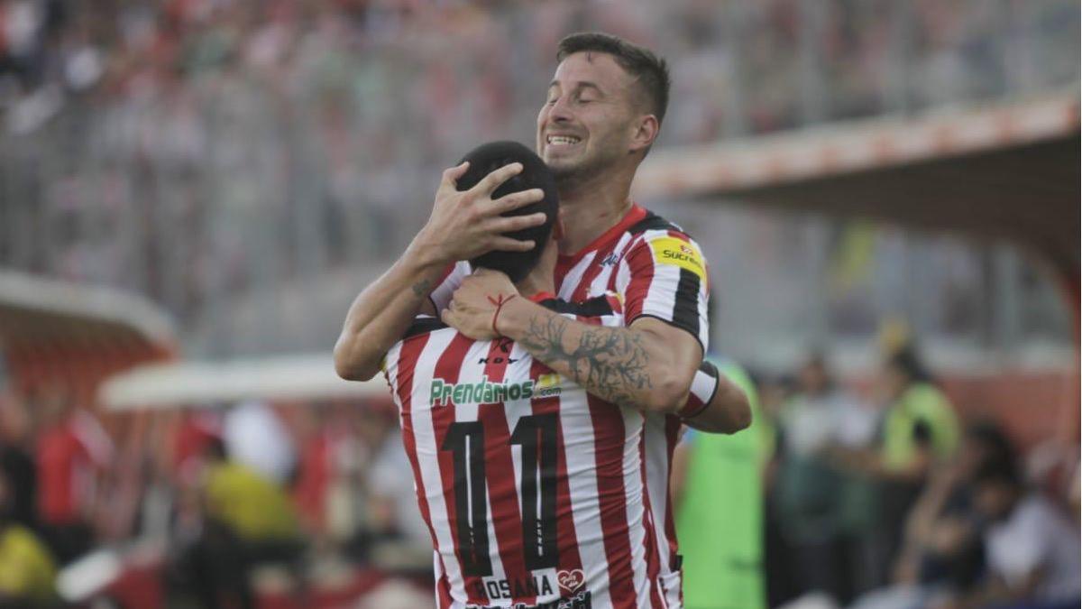 Luciano Pons: estoy muy contento por el momento que vivo