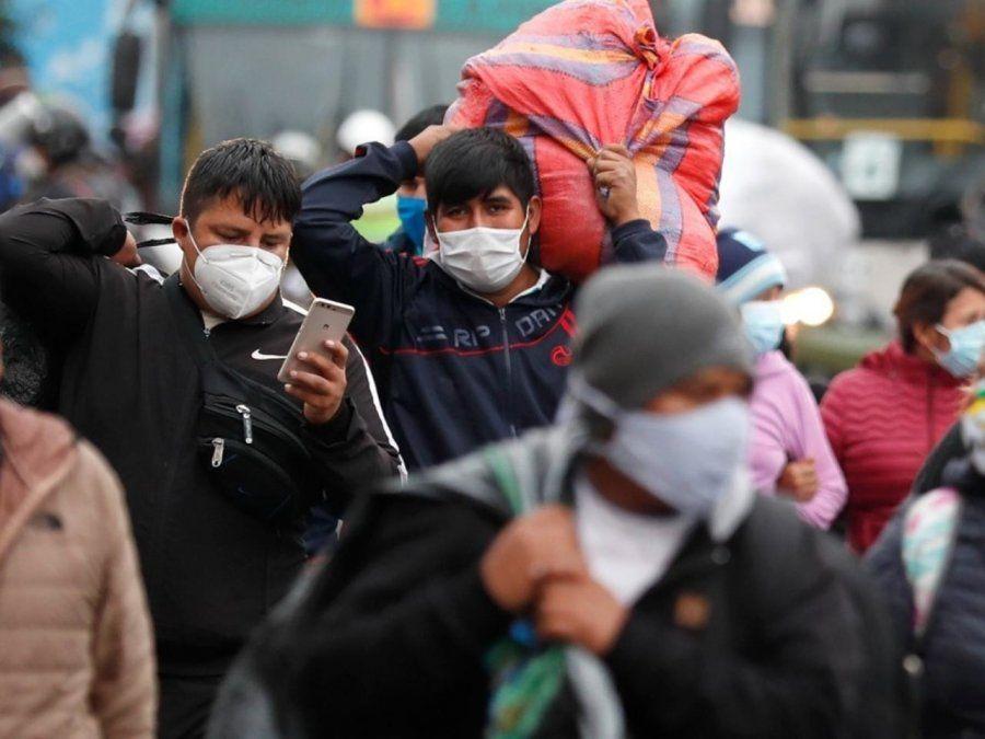 Perú perderá casi 1,5 millones de empleos