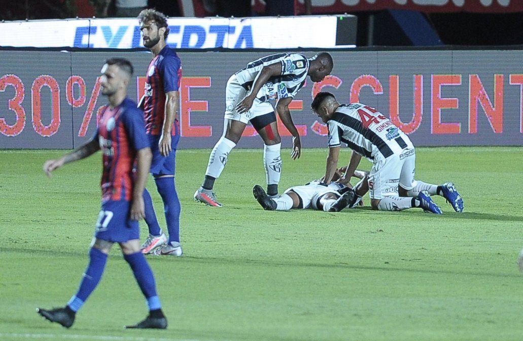 Copa de la Liga: Central Córdoba goleó a San Lorenzo