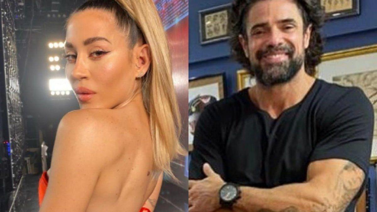 Jimena Barón estaría iniciando un romance con Luciano Castro