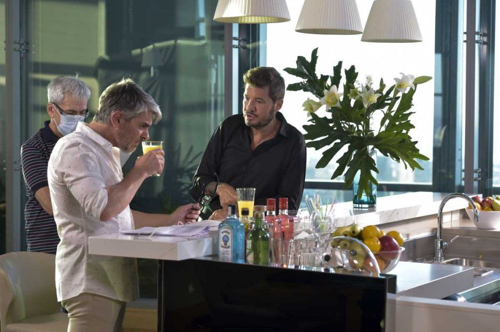 El lunes vuelve Tinelli a la televisión con un programa diferente. Foto: rionegro.com.ar