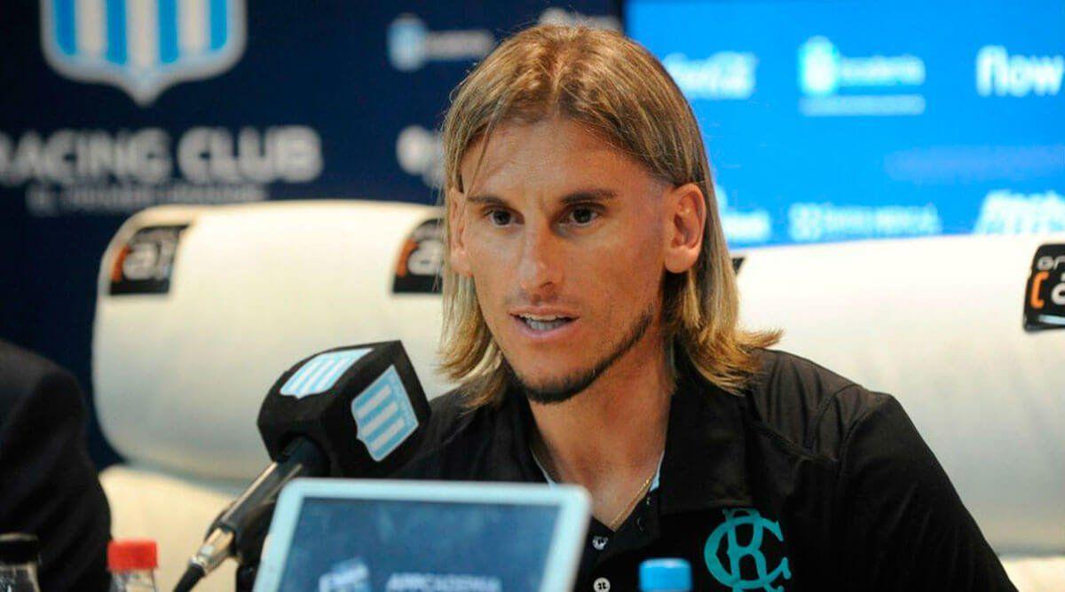 Sebastián Beccacece seguirá siendo el técnico de Racing.