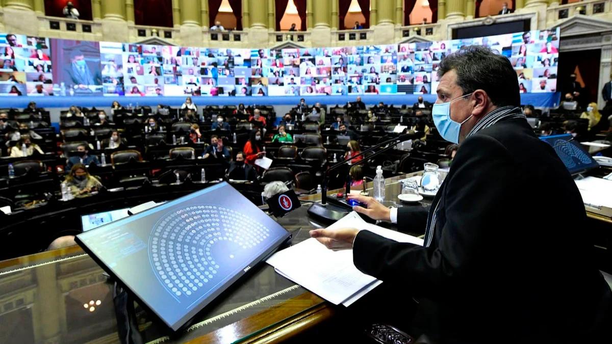 Presupuesto 2021: el oficialismo logró el dictamen