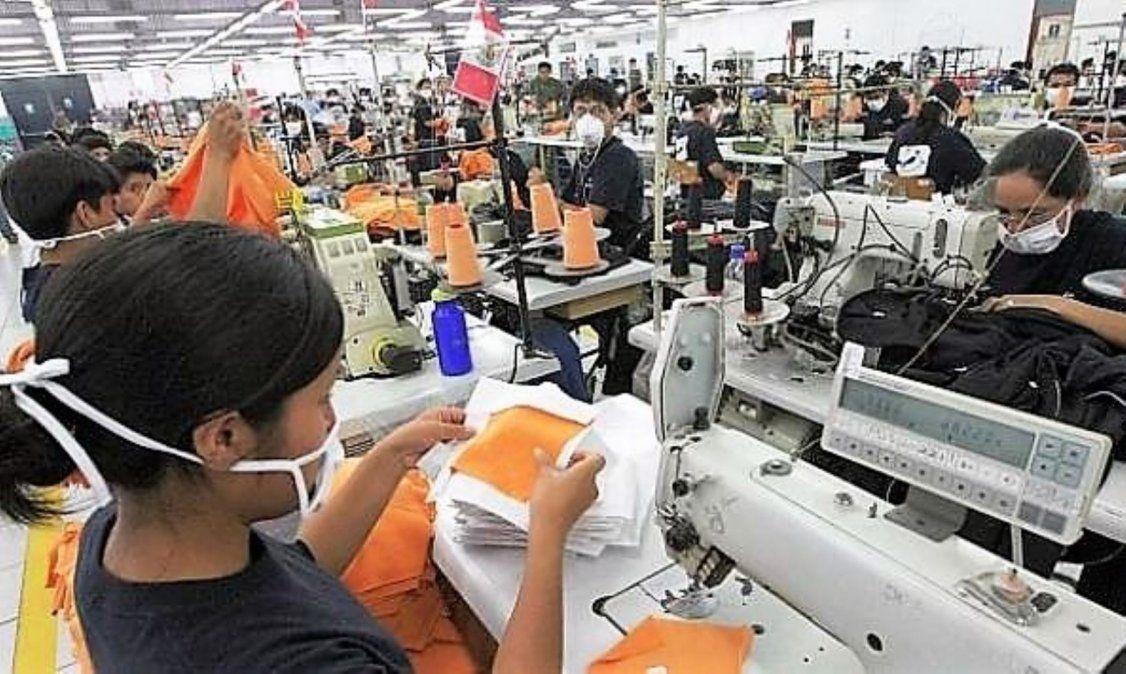 La competitividad productiva empeoró un 4,4% en marzo