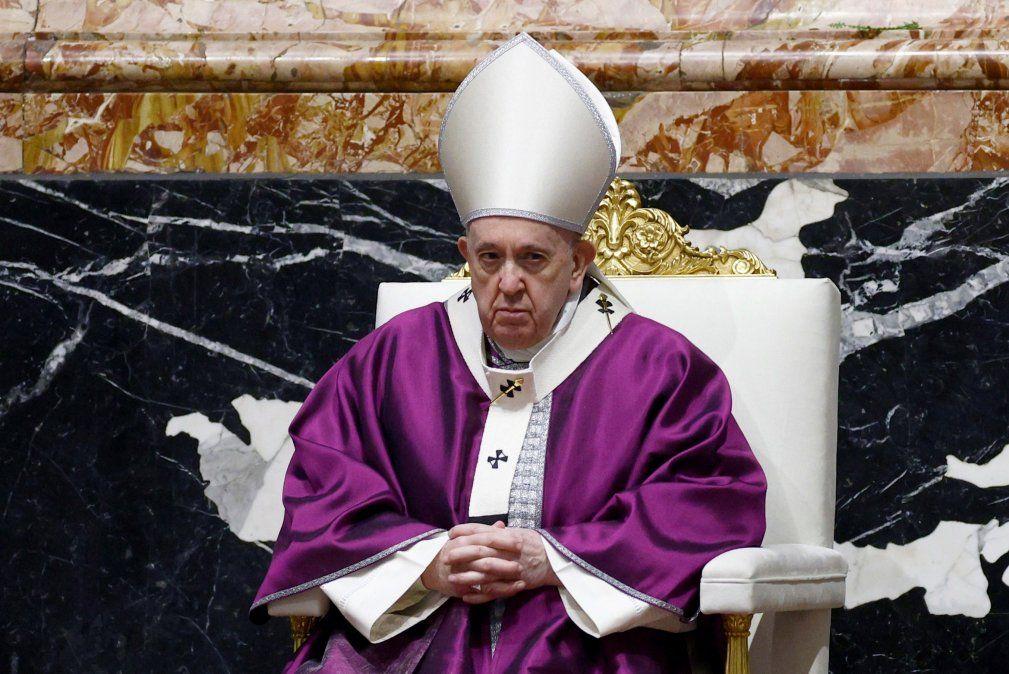 Papa Francisco: Voy a morir en Roma