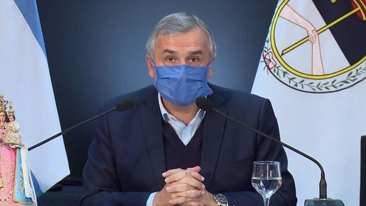 Denunciaron penalmente a Gerardo Morales y dos legisladores