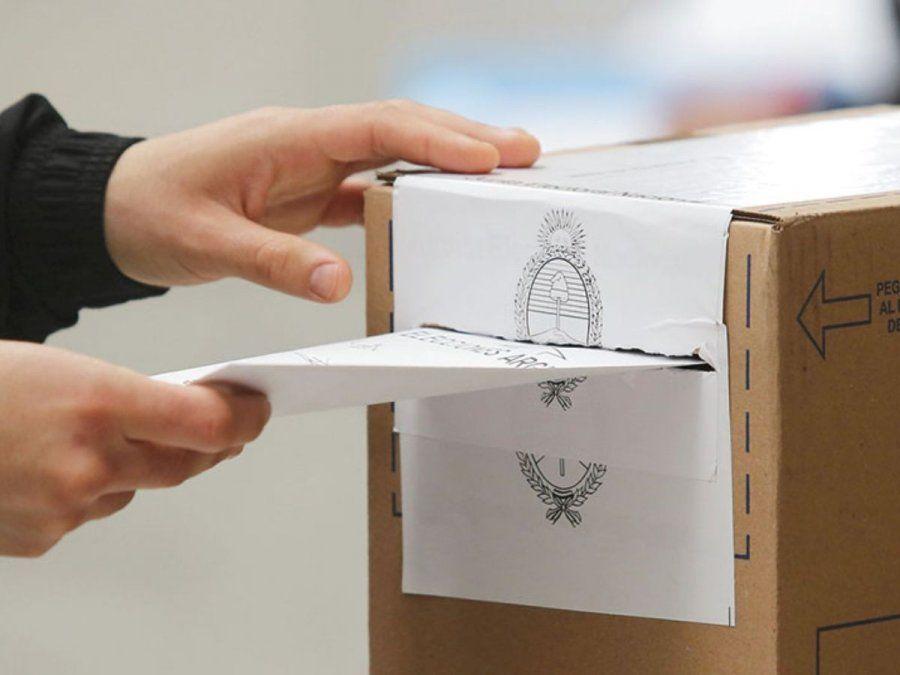 Ya se encuentran habilitados los padrones para las Elecciones Legislativas