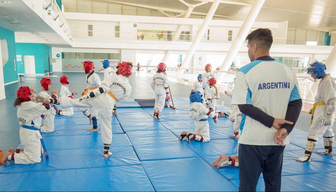 El Taekwondo Olímpico realiza un campus en Tartagal
