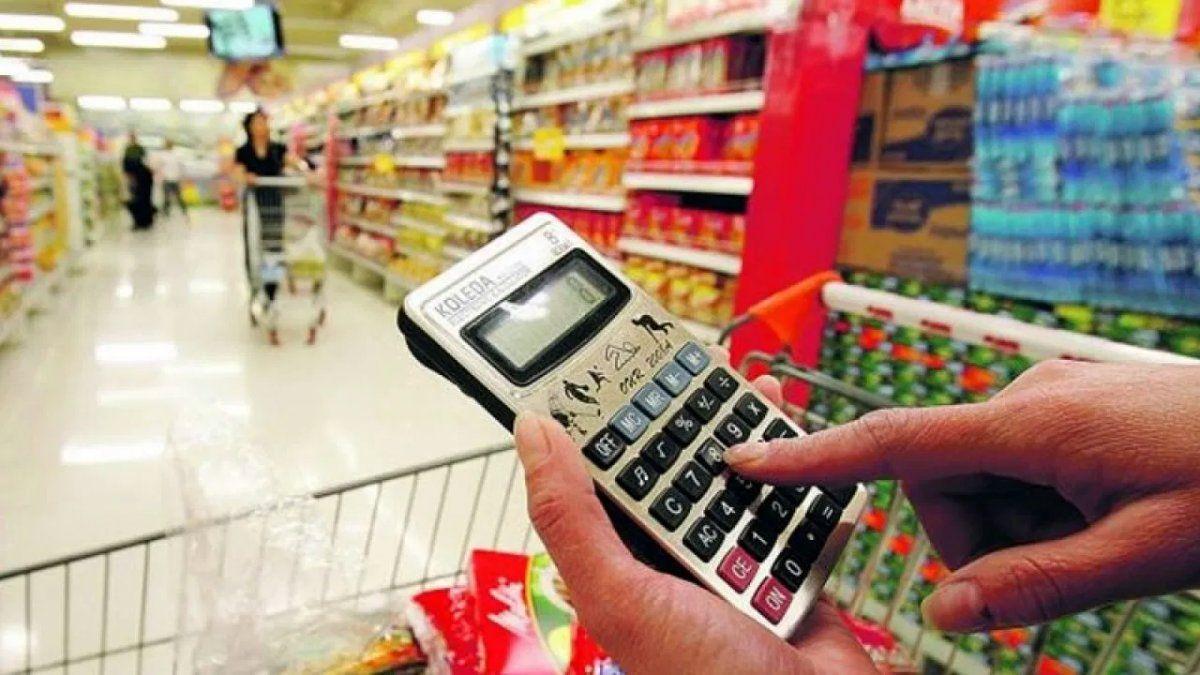 En octubre se quebró una tendencia de inflación muy reducida