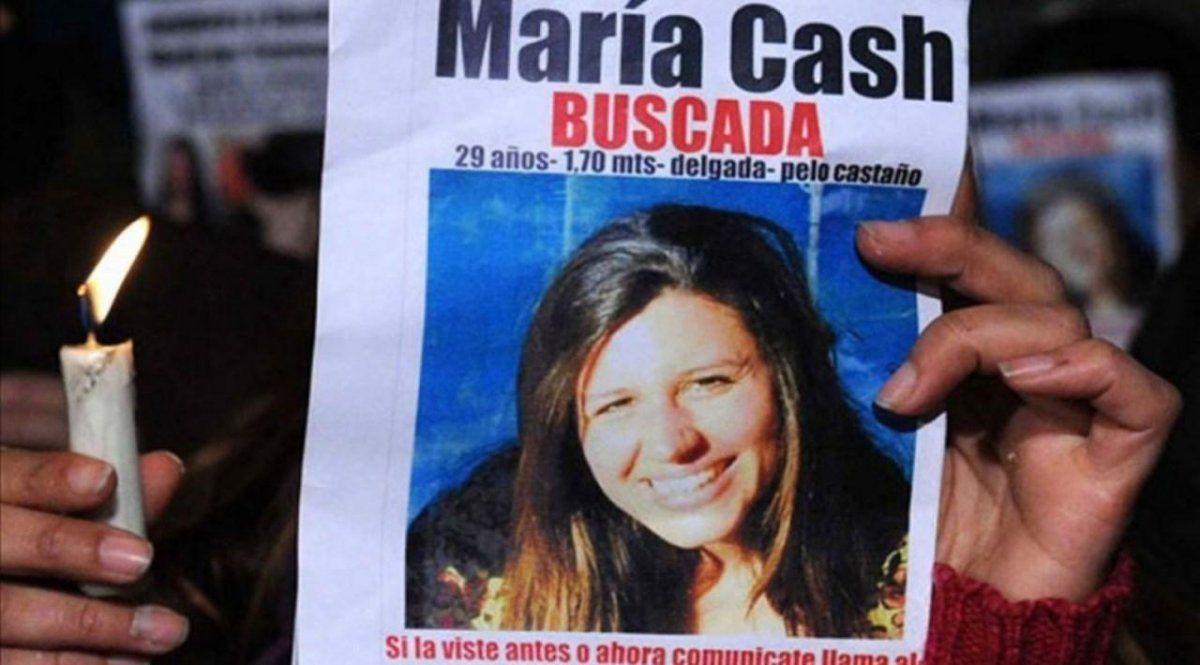 La familia de María Cash volvió a Salta a buscar a la joven