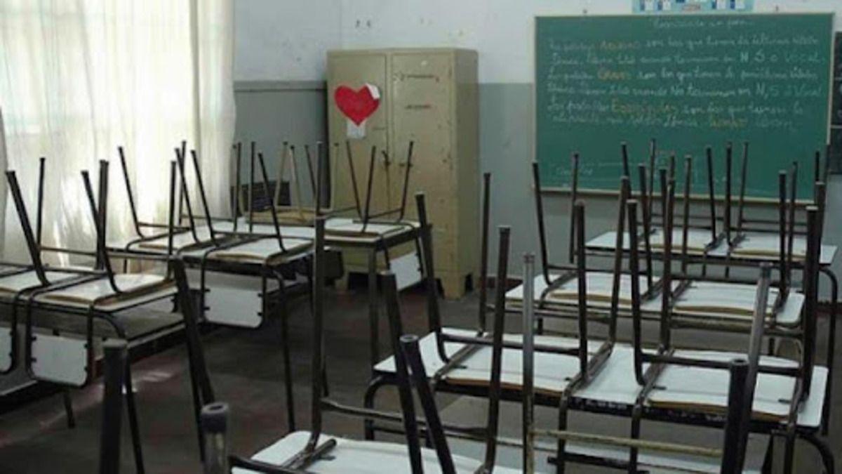 Este lunes no habrá clases en las escuelas donde se votó