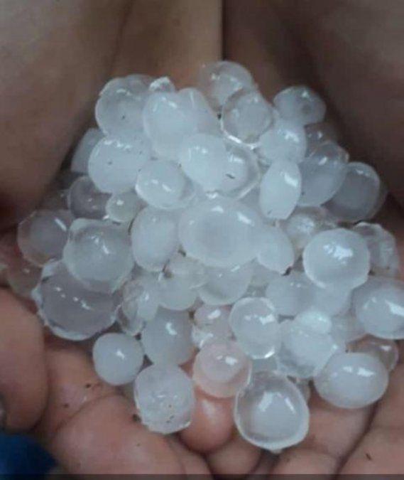 Alerta para Tucumán: Lluvia, granizo y ráfagas de viento