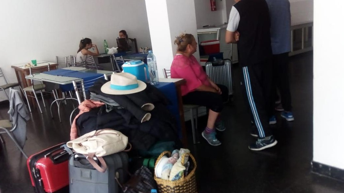 Agencia de turismo dejó varados a familias tucumanas en Mar del Plata