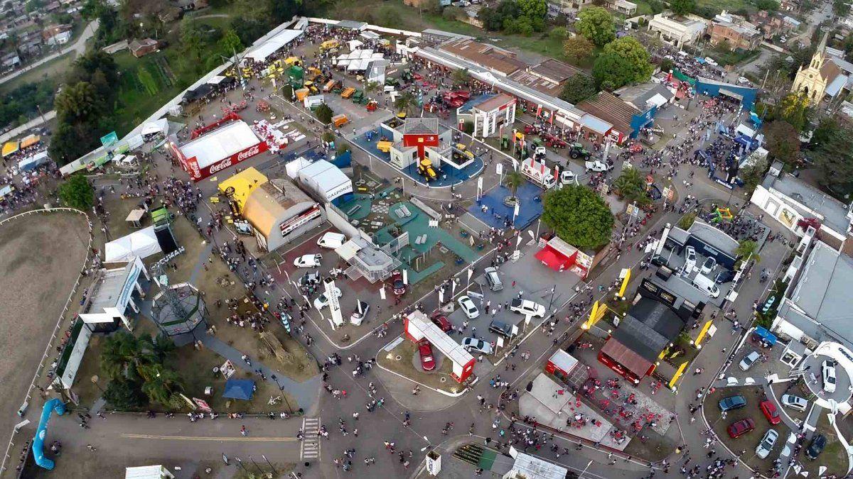 Con protocolos, vuelve la Expo Tucumán de forma presencial