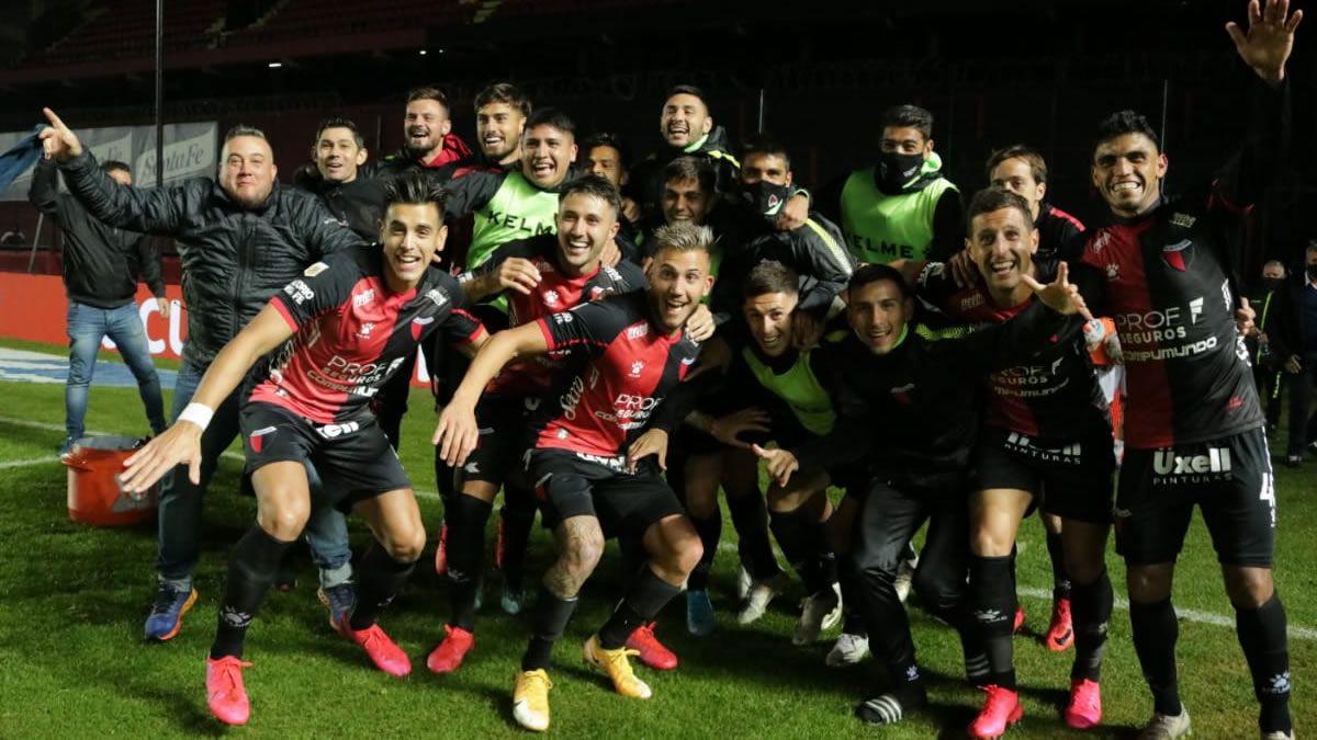 El Pulga Rodríguez definió la serie de penales entre Colón y Talleres