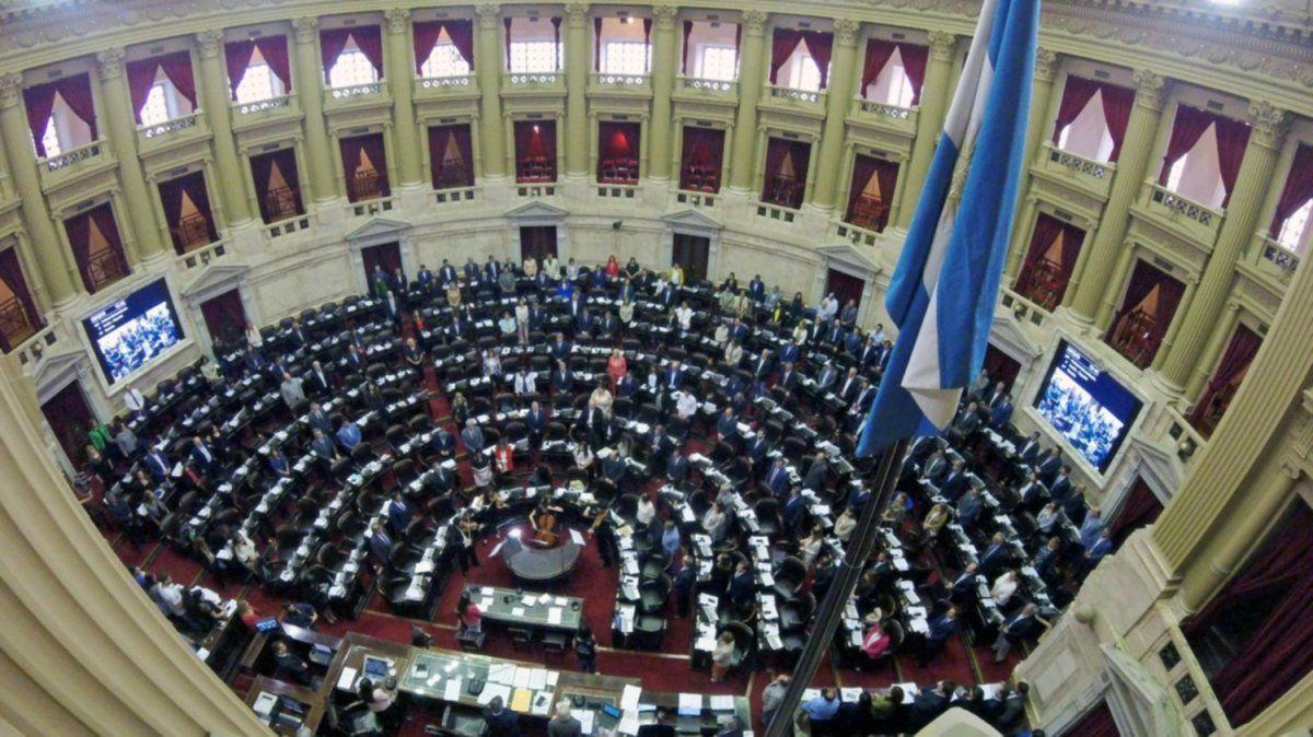 Juraron los nuevos diputados y designan a Massa como presidente de la Cámara