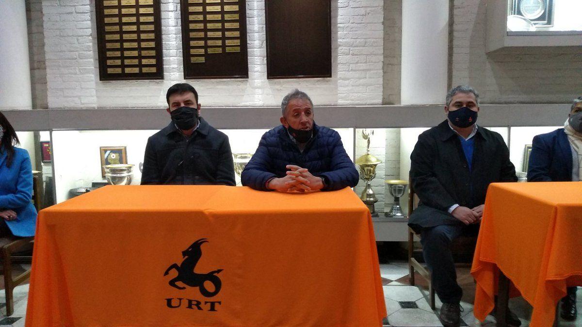 Muerte en el rugby: dolor muy grande en la URT