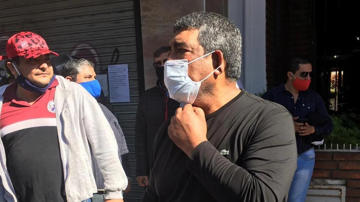 El titular de UTA Tucumán dio positivo de Covid-19