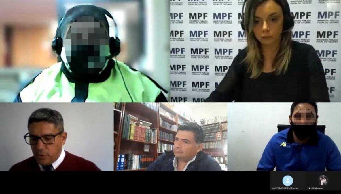 Concepción: a juicio por un violento asalto a un policía