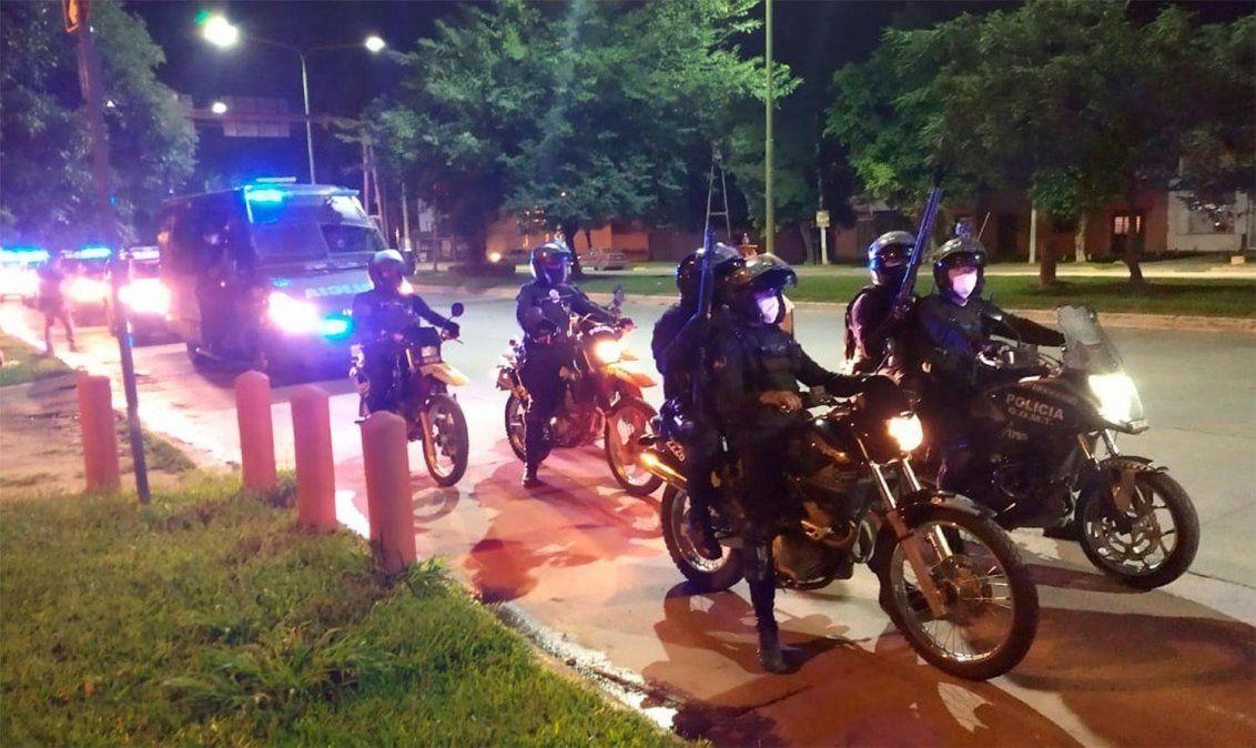 La policía hará estrictos controles en calles