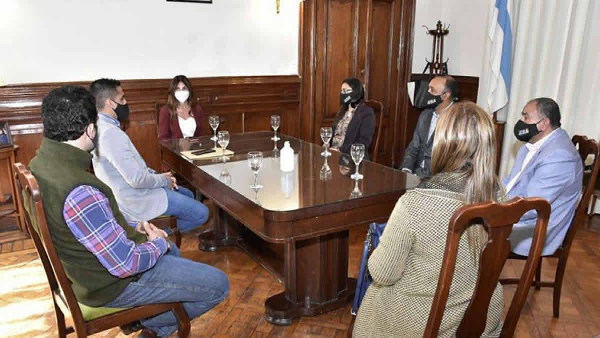 Quedó validada la nueva mesa de conducción del Concejo de Alderetes