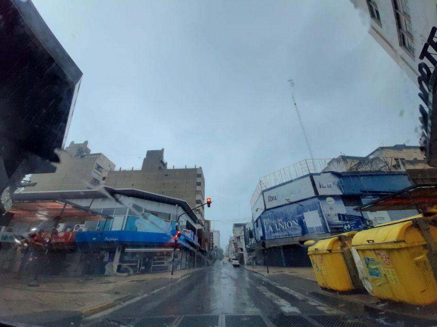 Noviembre se despide con lluvias en Tucumán