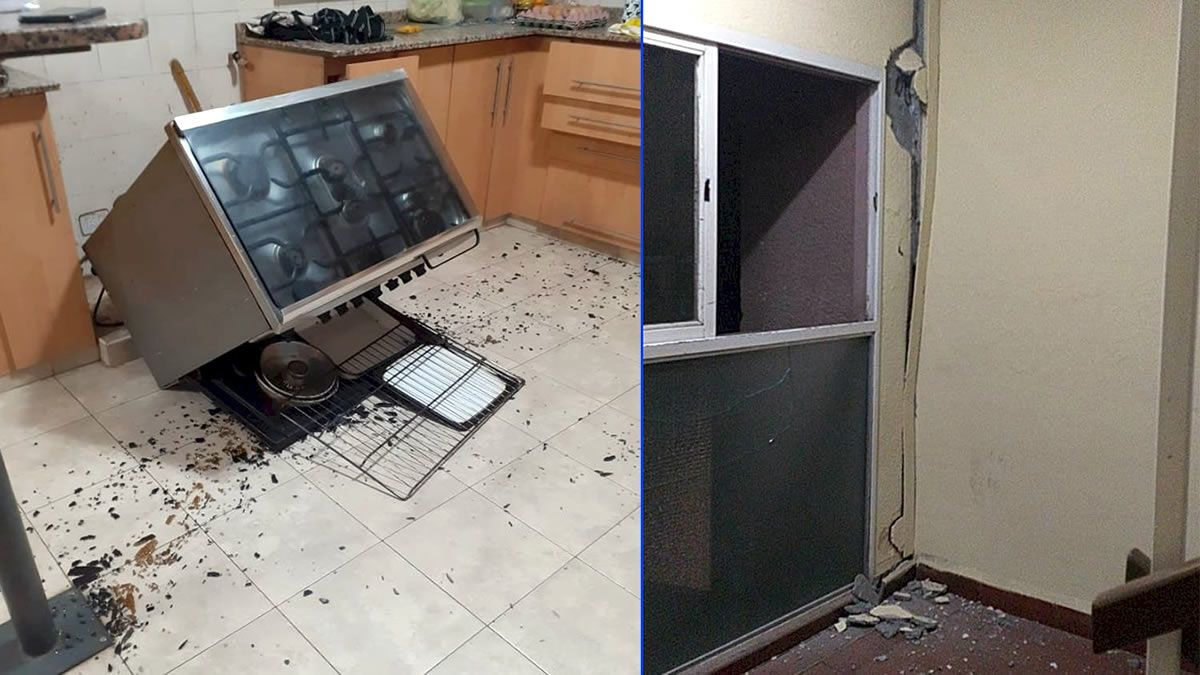 Temblor en San Juan: Ha generado mucha intranquilidad