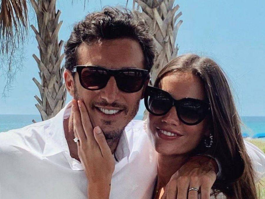 Pico Mónaco anunció que espera su primer hijo